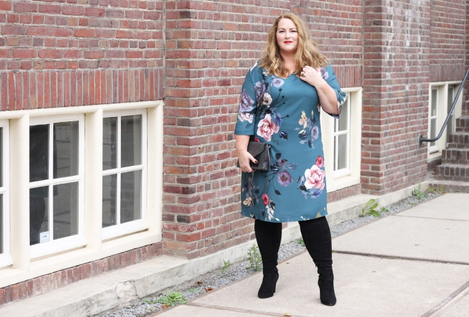 Belloya dress plussize fashion curvy curves grote maten 10