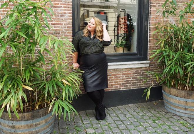 Xandres Xline plussize fashion curvy grote maten 2