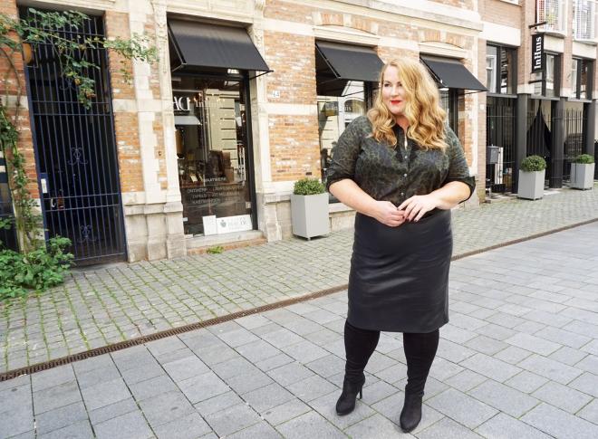 Xandres Xline plussize fashion curvy grote maten 3