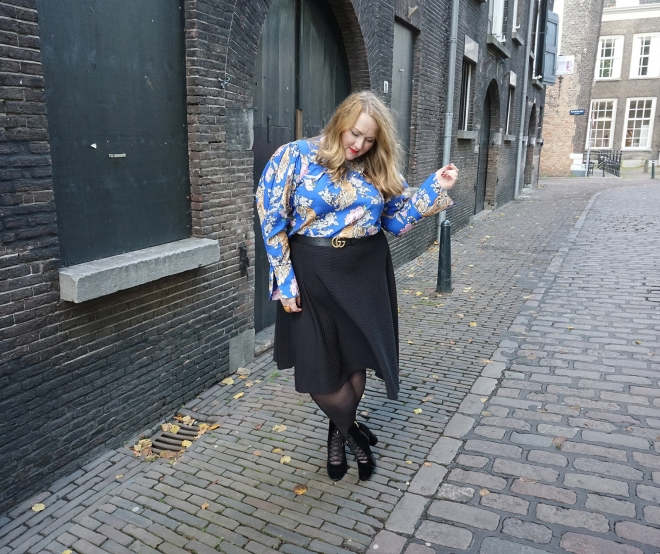 Plussize ootd grote maten curvy fashion Asos Curve 4