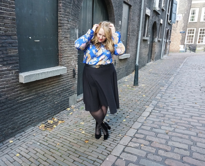 Plussize ootd grote maten curvy fashion Asos Curve 6