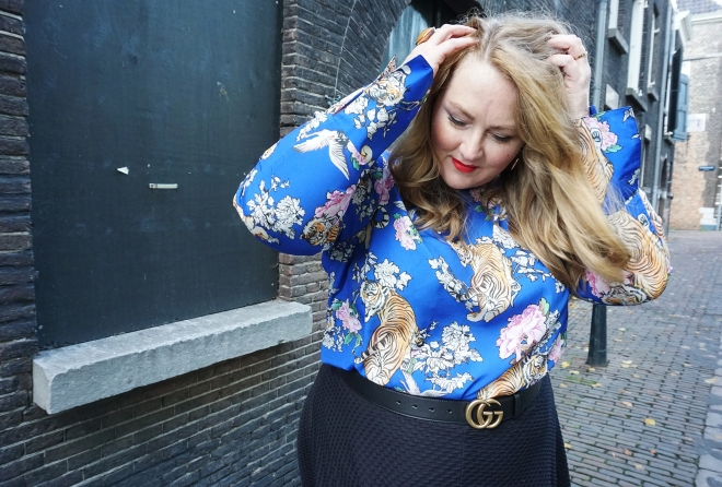 Plussize ootd grote maten curvy fashion Asos Curve 9