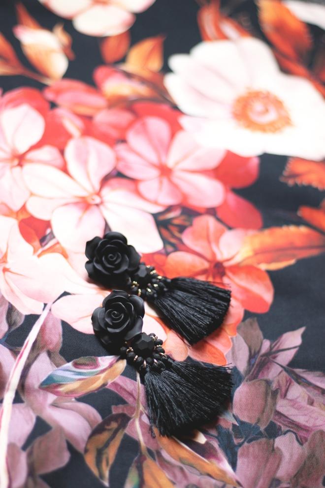 Belloya scuba flower grote maten plussize outfit curvy 6a