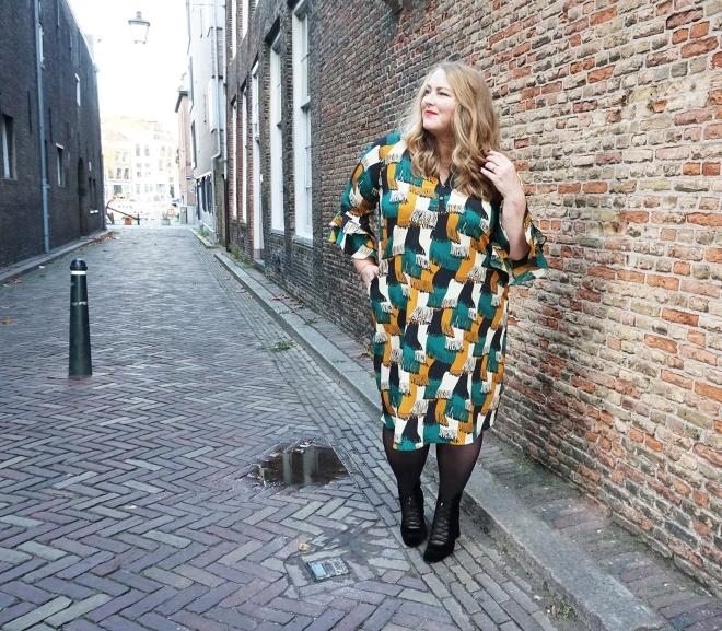 Sammydress curvy fashion grote maten plussize 12