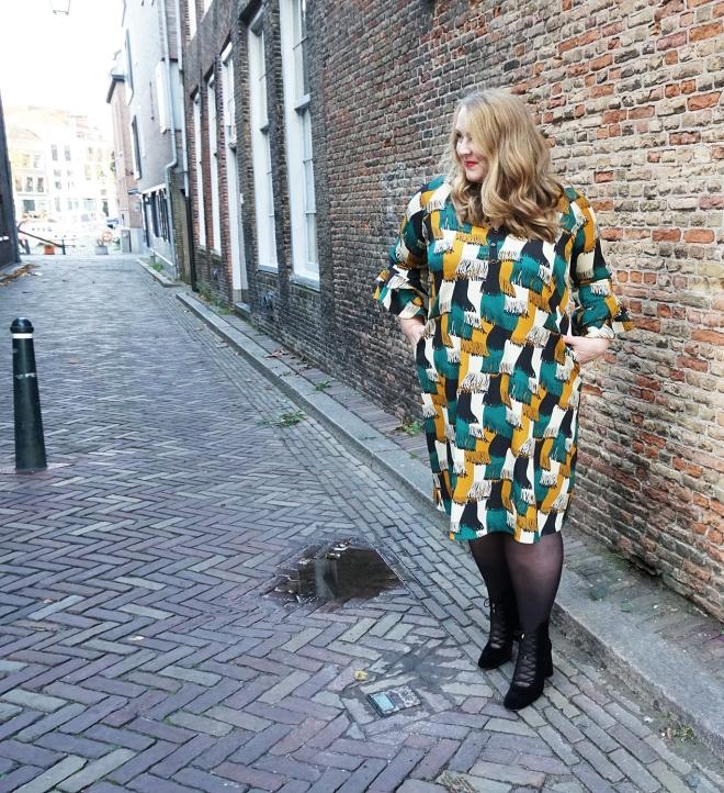Sammydress curvy fashion grote maten plussize 3