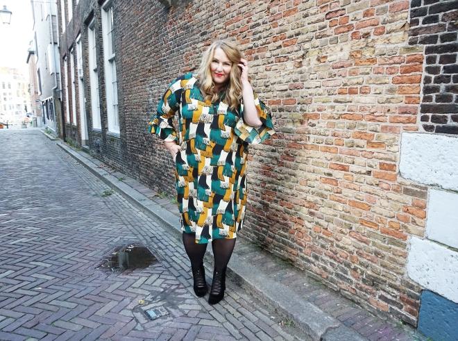 Sammydress curvy fashion grote maten plussize 4