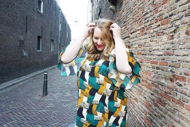 Sammydress curvy fashion grote maten plussize 5