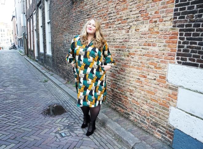 Sammydress curvy fashion grote maten plussize 6