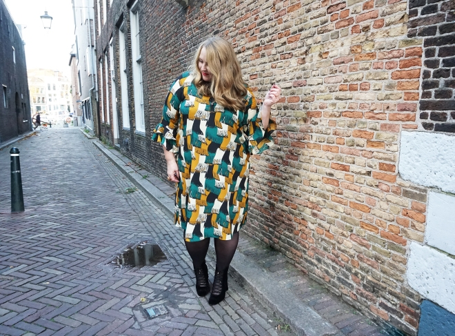 Sammydress curvy fashion grote maten plussize 8