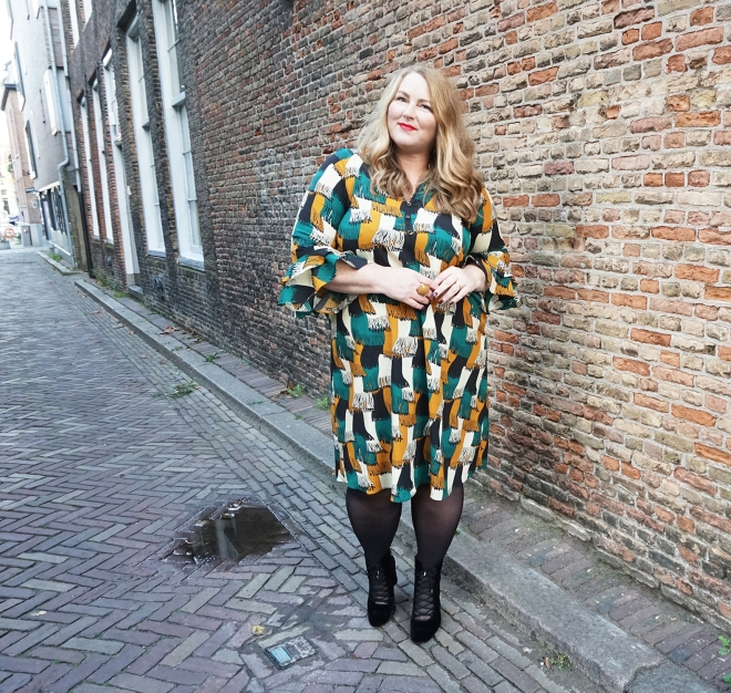 Sammydress curvy fashion grote maten plussize 9