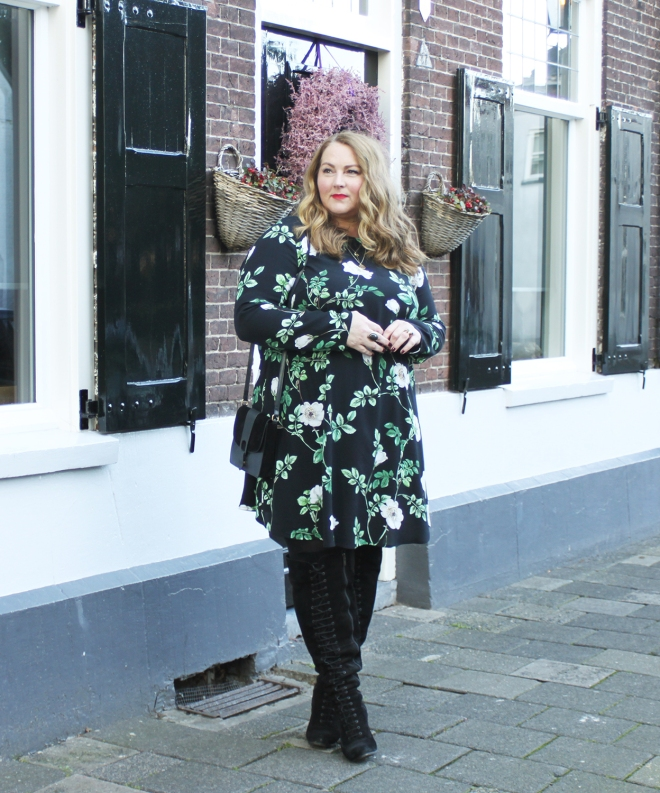 OOTD plussize fashion curvy grote maten 1