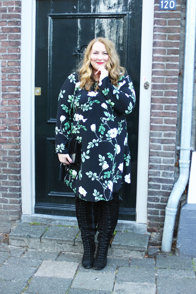 OOTD plussize fashion curvy grote maten 4