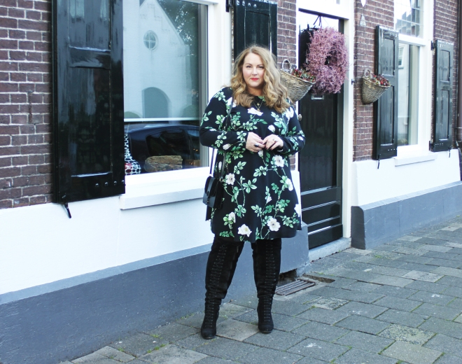 OOTD plussize fashion curvy grote maten 7