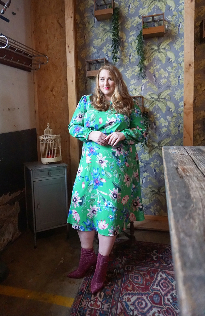 Grote maten mode Curvy fashion plussize outfit 10