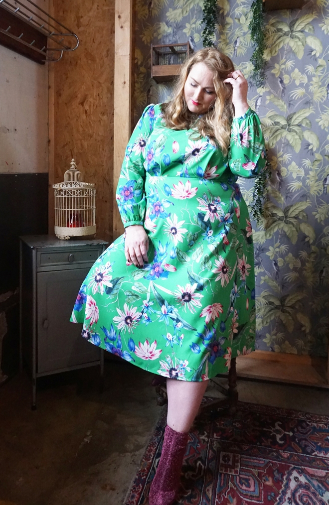 Grote maten mode Curvy fashion plussize outfit 5