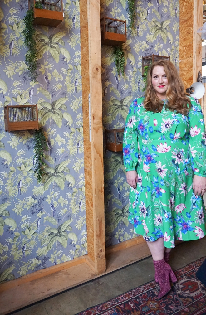 Grote maten mode Curvy fashion plussize outfit 7