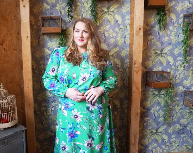 Grote maten mode Curvy fashion plussize outfit 8