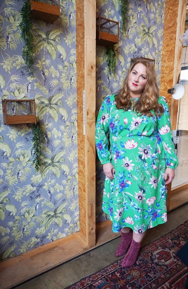 Grote maten mode Curvy fashion plussize outfit 9