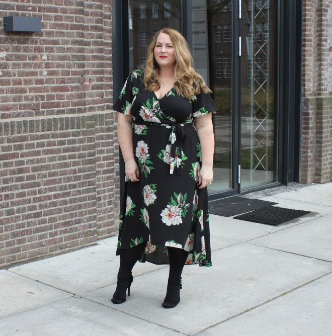 OOTD Pinkclove plussize fashion curvy outfit grote maten 10