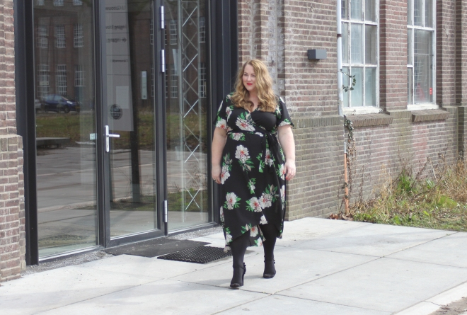 OOTD Pinkclove plussize fashion curvy outfit grote maten 11