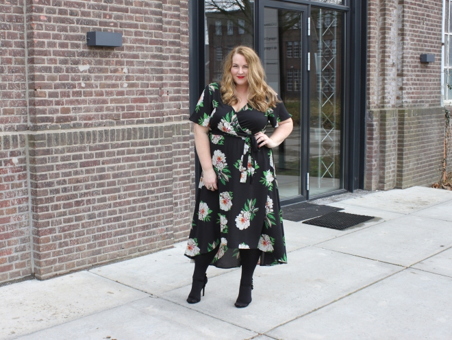 OOTD Pinkclove plussize fashion curvy outfit grote maten 2