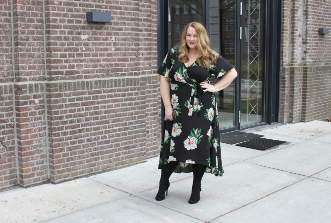 OOTD Pinkclove plussize fashion curvy outfit grote maten 8