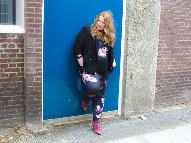 OOTD plussize fashion grote maten mode curvy jumpsuit pinkclove-4