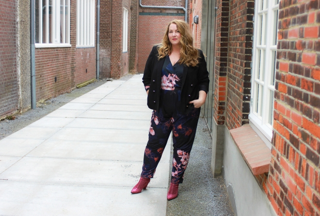 OOTD plussize fashion grote maten mode curvy jumpsuit pinkclove-5