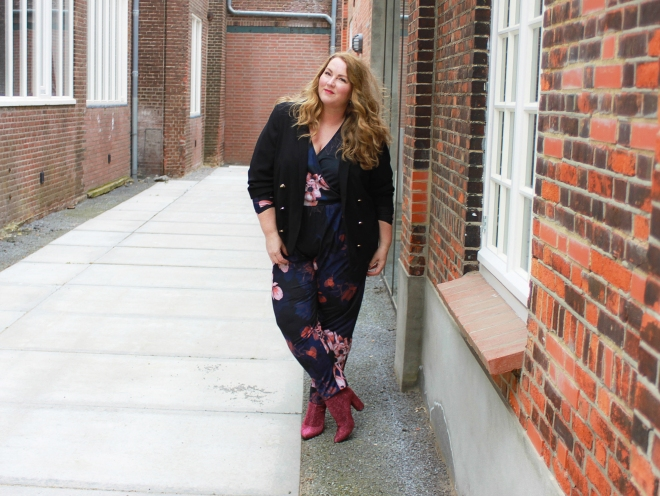 OOTD plussize fashion grote maten mode curvy jumpsuit pinkclove-7