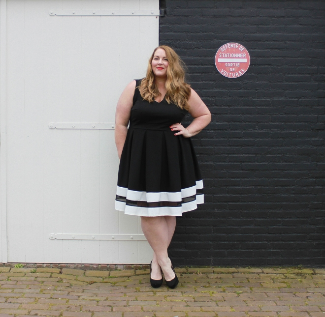 OOTD plussize fashion grote maten mode curvy yoursclothing-5