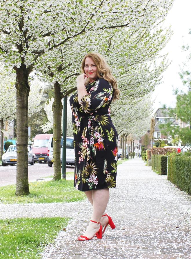 OOTD Belloya plussize fashion curvy grote maten 2