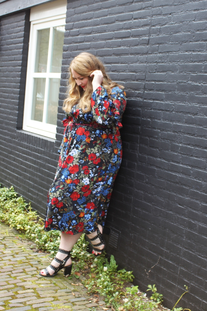 OOTD grote maten curvy plussize fashion h+m 12