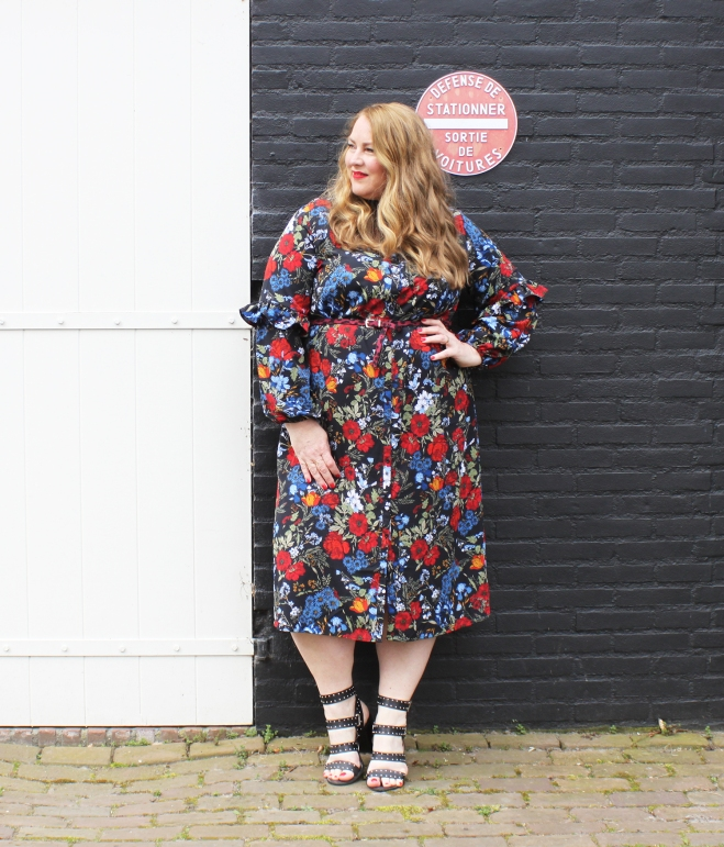 OOTD grote maten curvy plussize fashion h+m 14