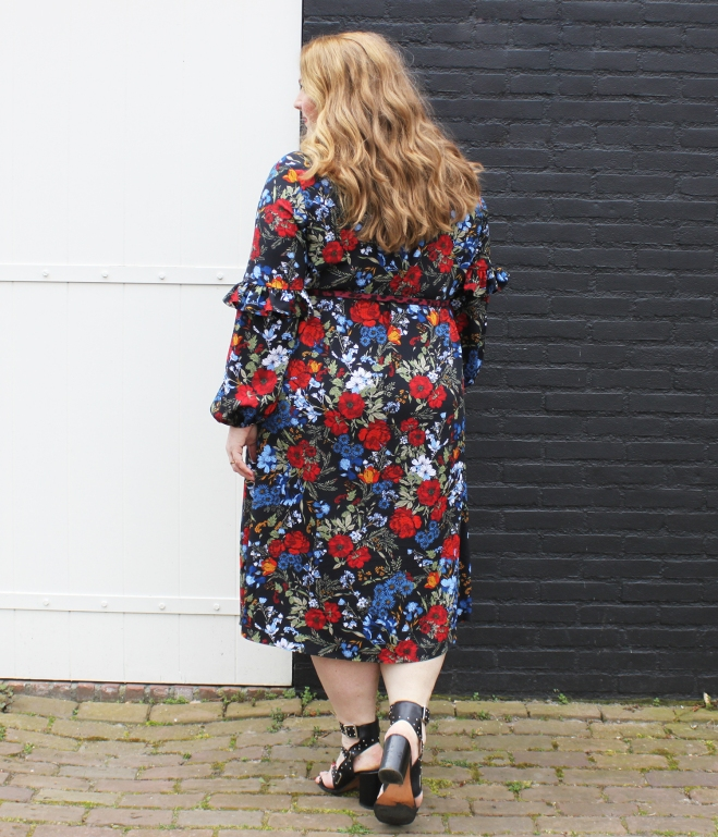 OOTD grote maten curvy plussize fashion h+m 15