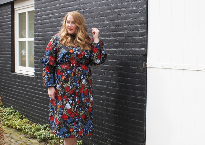 OOTD grote maten curvy plussize fashion h+m 4