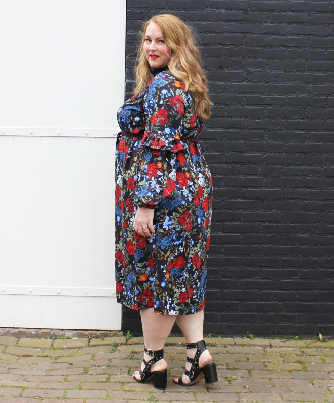 OOTD grote maten curvy plussize fashion h+m 6