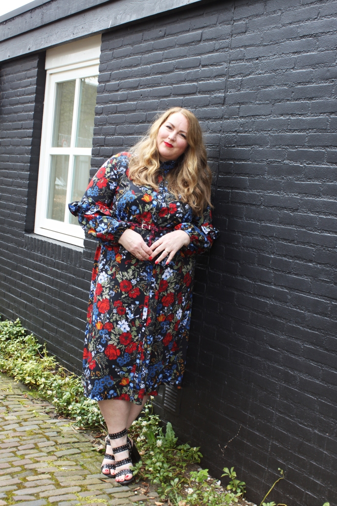 OOTD grote maten curvy plussize fashion h+m 9