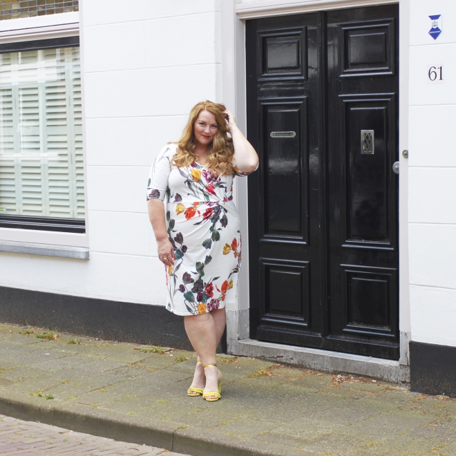 OOTD plussize fashion grote maten mode curvy Belloya 2