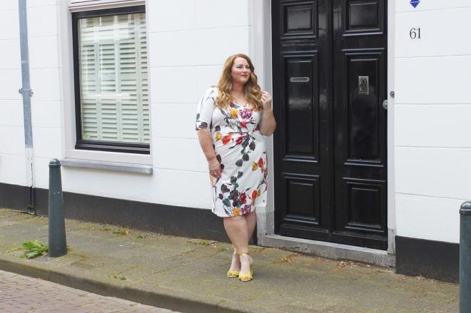 OOTD plussize fashion grote maten mode curvy Belloya 3