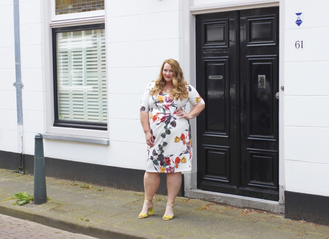 OOTD plussize fashion grote maten mode curvy Belloya 5
