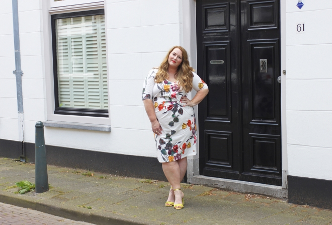 OOTD plussize fashion grote maten mode curvy Belloya 8