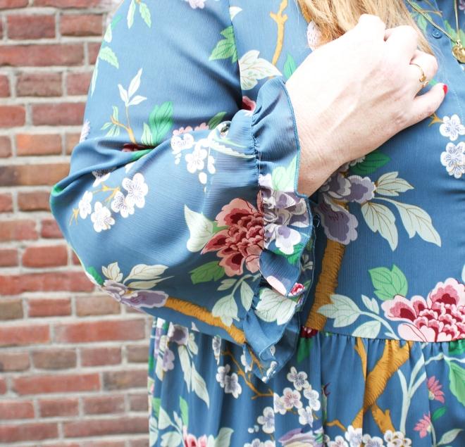 OOTD plussize fashion grote maten mode curvy jp & g baker x H&M-10