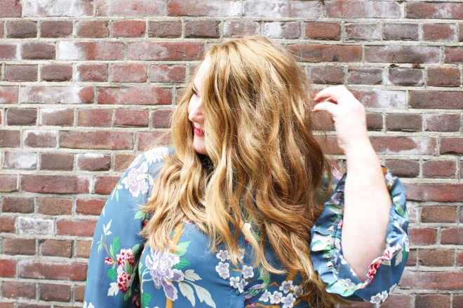 OOTD plussize fashion grote maten mode curvy jp & g baker x H&M-3
