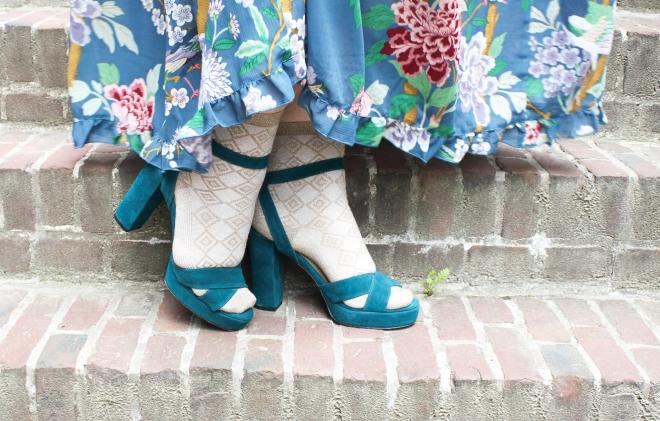 OOTD plussize fashion grote maten mode curvy jp & g baker x H&M-7